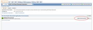 AWS Elastic Beanstalk Sample Application Launch